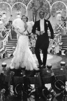 Fred Astaire and Joan Crawford