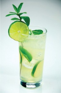 Mojito Postcard CC BY 2.0 Licence Photo by TheCulinaryGeek Flickr, 2013