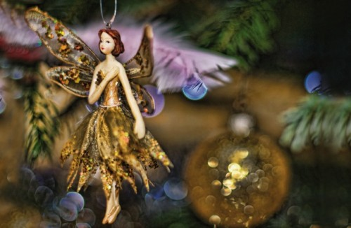 Christmas Fairy, CC BY 2.0 Licence Photo by Alex Brown