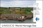 UNESCO - Fortress of Suomenlinna (Finland)