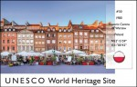 UNESCO - Historic Centre of Warsaw (Poland)