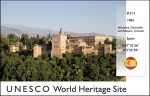 UNESCO - Alhambra (Spain)