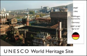 UNESCO - Volklingen Ironworks (Germany)