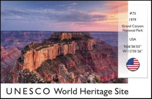 UNESCO - Grand Canyon National Park (USA)