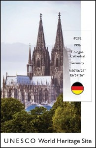 UNESCO - Cologne Cathedral (Germany)