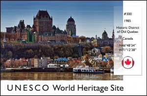 UNESCO - Old Quebec (Canada)