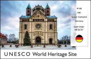 UNESCO - Speyer Cathedral (Germany)