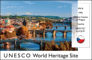 UNESCO - Historic Centre of Prague (Czechia)