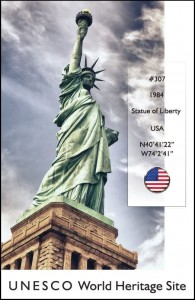 UNESCO - Statue of Liberty (USA)