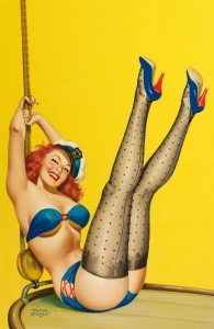 Pin-up Girl 01