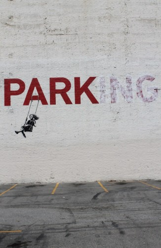 BANKSY by monsta's ink (CC Licence)