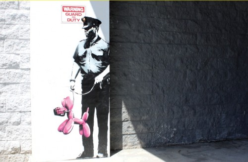 Banksy LA 2010 2 by Lord Jim (CC Licence)